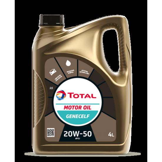 MOTOR OIL GENECELF 20W50 6B4L